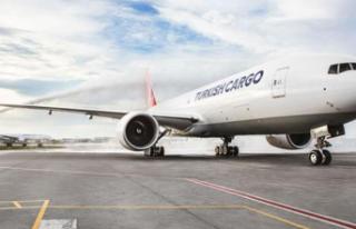 Turkish Cargo, ''Yılın Hava Kargo Taşıyıcısı''...