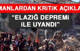 Uzmanlardan Kritik Açıklama: Elazığ Depremi İle...