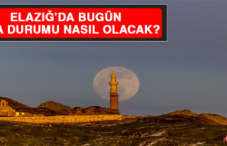 3 Mart'ta Elazığ'da Hava Durumu Nasıl Olacak?