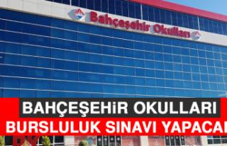 Bahçeşehir Okulları Bursluluk Sınavı Yapacak