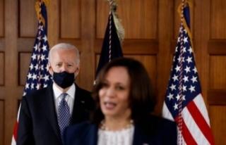 Beyaz Saray'da gelenek bozuldu: Biden-Harris...