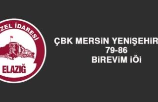 ÇBK Mersin Yenişehir BLD 79-86 Birevim İÖİ