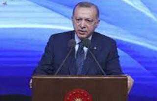 Cumhurbaşkanı Erdoğan'dan uluslararası topluma...