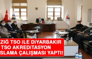 Elazığ TSO ile Diyarbakır TSO Akreditasyon Kıyaslama...