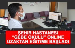 "Fethi Sekin Şehir Hastanesi ""Gebe Okulu""..."