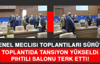İl Genel Meclisi Toplantıları Sürüyor! Toplantıda...