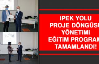 İpek Yolu Proje Döngüsü Yönetimi Eğitim Programı...