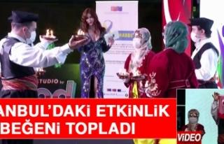 İstanbul'daki Etkinlik Beğeni Topladı