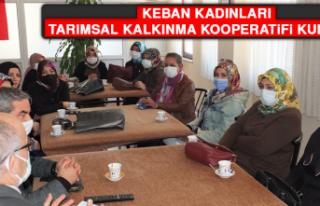 Keban Kadınları Tarımsal Kalkınma Kooperatifi...