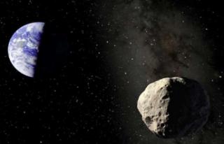 NASA, Dünya'ya Çarpacağı Duyurulan Göktaşı...