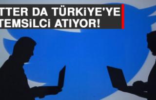 Twitter Da Türkiye'ye Temsilci Atıyor