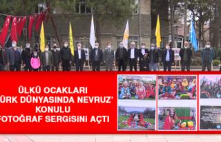 Ülkü Ocakları 'Türk Dünyasında Nevruz' Konulu...