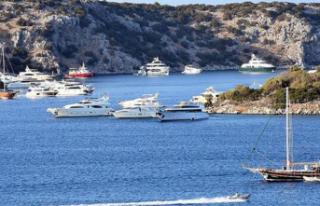 Yat Turizminde Bayram Rezervasyonları Yüzde 70'e...
