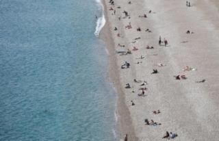 Yaz turizminde hareketlilik başladı
