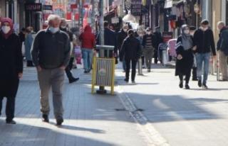 'Zirve'de yer alan Samsun'da sokaklar...