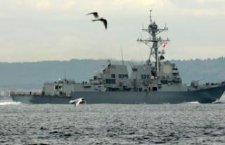 ABD 2 savaş gemisini Karadeniz'e gönderiyor