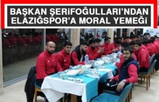 Başkan Şerifoğulları'ndan Elazığspor'a Moral...
