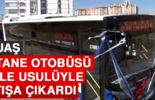 EBUAŞ 52 Tane Otobüsü İhale Usulüyle Satışa...