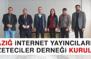 Elazığ İnternet Yayıncıları ve Gazeteciler Derneği...