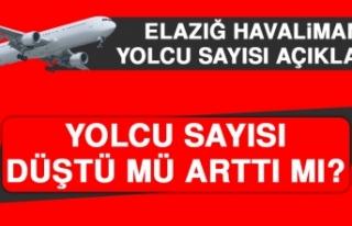 Elazığ'da Yolcu Sayısı Düştü mü Arttı mı?