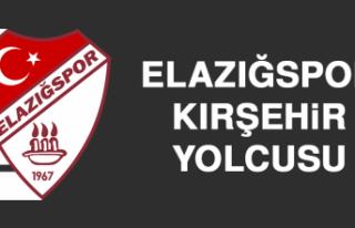 Elazığspor, Kırşehir yolcusu…