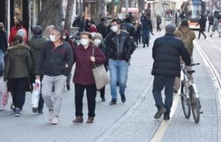 Eskişehir'de vakalar 47 günde 12 kat arttı