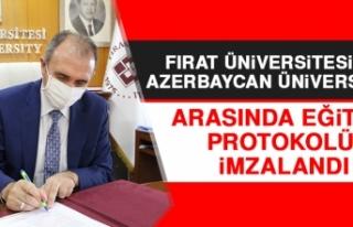 Fırat Üniversitesi İle Azerbaycan Üniversitesi...