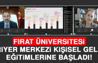 Fırat Üniversitesi Kariyer Merkezi Kişisel Gelişim...