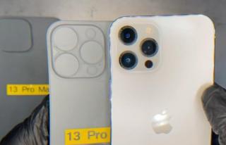 İphone 13 Pro Max Daha Büyük Kamera İle Gelecek