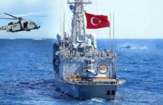 İsrail üniversitesi: Türk donanması, Doğu Akdeniz'deki...