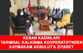 Keban Kadınları Tarımsal Kalkınma Kooperatifi'nden...