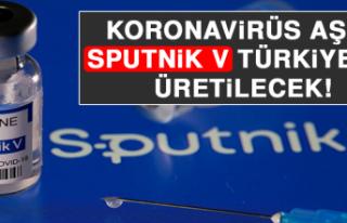 Koronavirüs Aşısı Sputnik V'nin Türkiye'de...