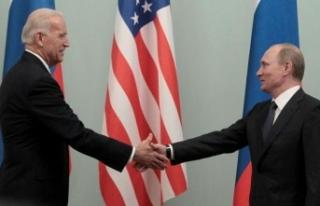 Kremlin: Kısa sürede bir Putin-Biden görüşmesi...