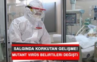 Mutant Virüs Belirtileri Değişti