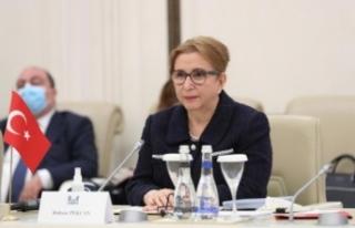 Pekcan: Azerbaycan'la 15 milyar dolarlık ticaret...