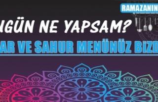 Ramazanın Beşinci Gününde Elazığlılara Özel...