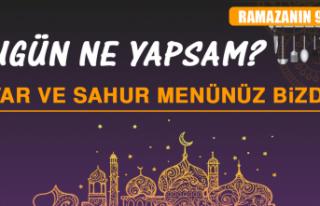 Ramazanın Dokuzuncu Gününde Elazığlılara Özel...