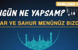 Ramazanın On Sekizinci Gününde Elazığlılara...