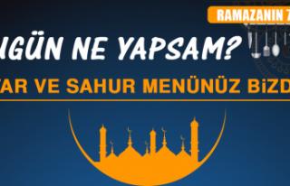 Ramazanın Yedinci Gününde Elazığlılara Özel...