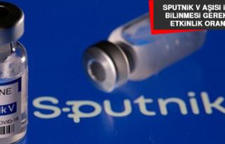 Sputnik V aşısı ile ilgili bilinmesi gerekenler:...