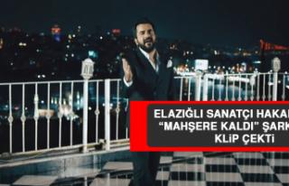 """Tosun, """"Mahşere Kaldı"""" Şarkısı İçin Klip..."""