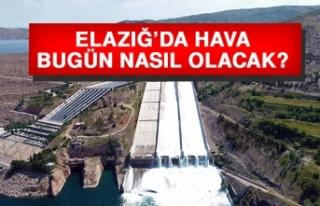 3 Mayıs'ta Elazığ'da Hava Durumu Nasıl Olacak?