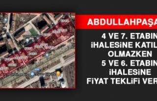 Abdullahpaşa'da 4 Etap İçin Kentsel Dönüşüm...