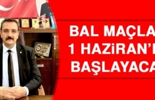 EASKF Başkanı Gür Duyurdu: BAL Maçları 1 Haziran'da...