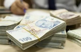 Bankacılık sektörünün kredi hacmi 3 trilyon 790...