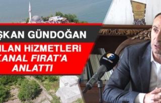 Başkan Gündoğan Yapılan Hizmetleri Anlattı