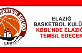 Elazığ Basketbol Kulübü, KBBL'nde Elazığ'ı...