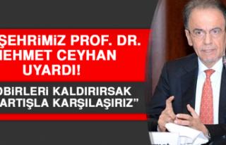 Hemşehrimiz Prof. Dr. Ceyhan Uyardı!