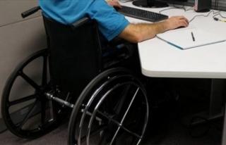 Kamuda istihdam edilen engelli memur sayısı 60 bin...