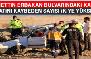 Kazada Yaralanan Sürücü Yaşam Mücadelesini Kaybetti